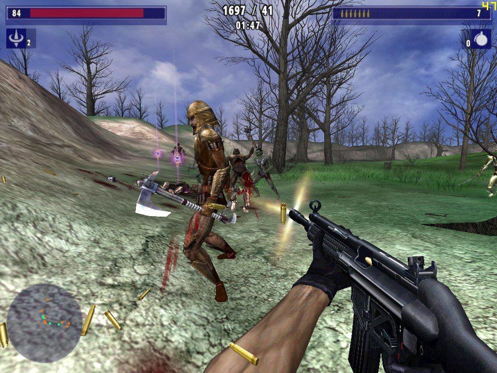 скачать игру Deadhunt - фото 4