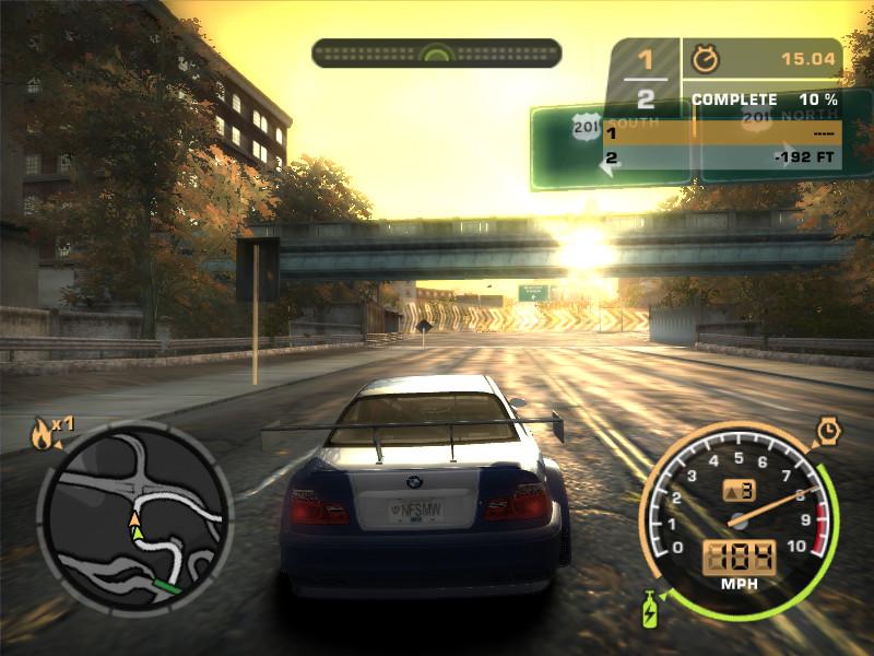 Название: Need for Speed Most Wanted Год: 2005 Разработчик: EA Black Box Из